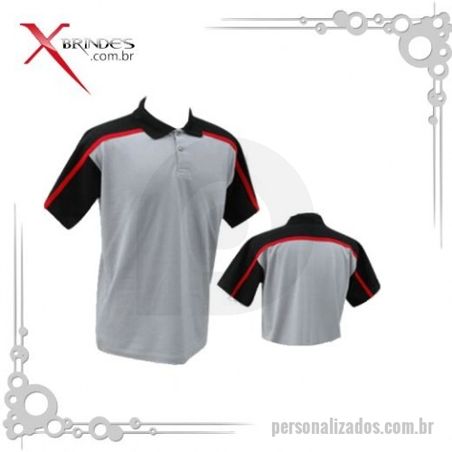 Camisa Polo Personalizada - Produtos Personalizados - Camisa Polo 5aae240371228