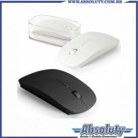 Mouse wireless 2,4G. ABS. Incluso 2 pilhas AAA. Em caixa transparente. 57 x 113 x 20 mm