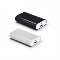 Power Bank Alumínio 4.400 mAh